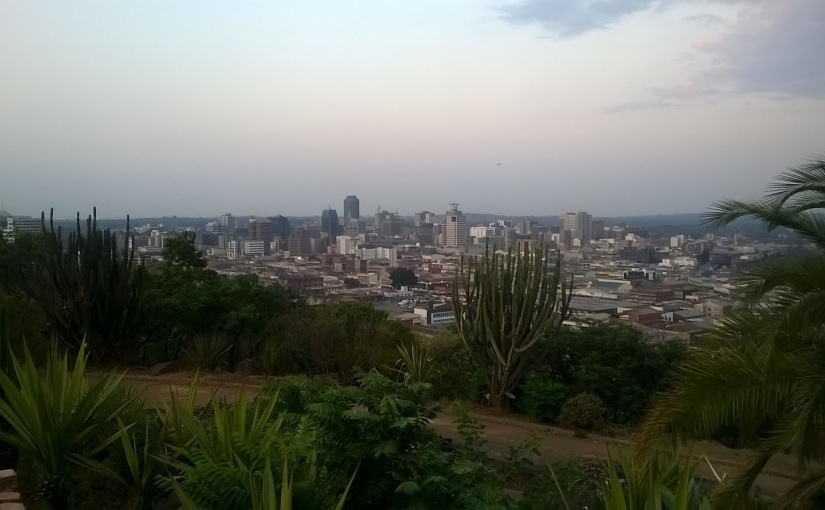 Harare, Oct 2017